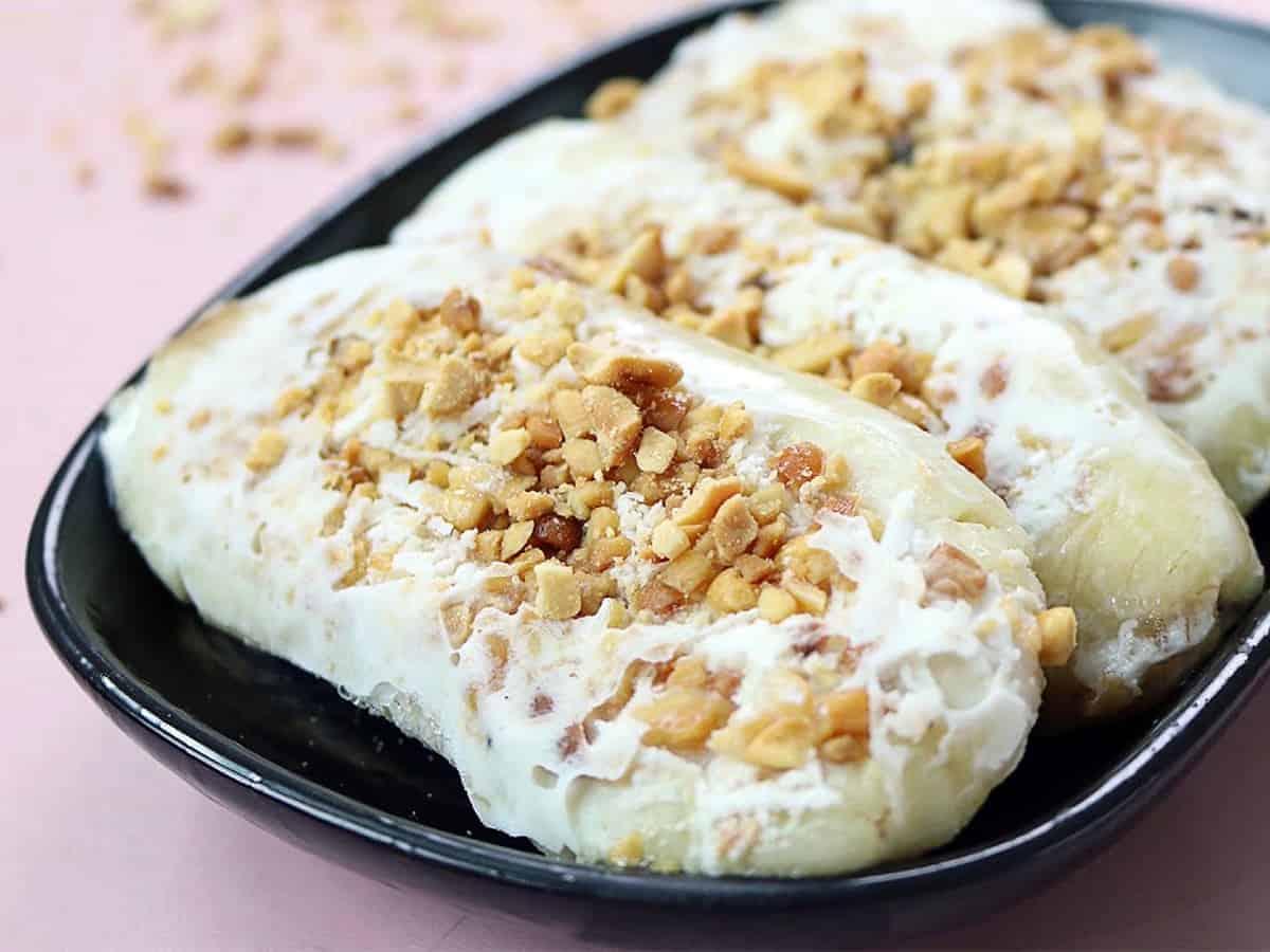 cách làm kem chuối ngon tại nhà
