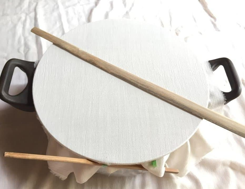 Cách làm bánh cuốn bằng nồi tràng bánh cuốn