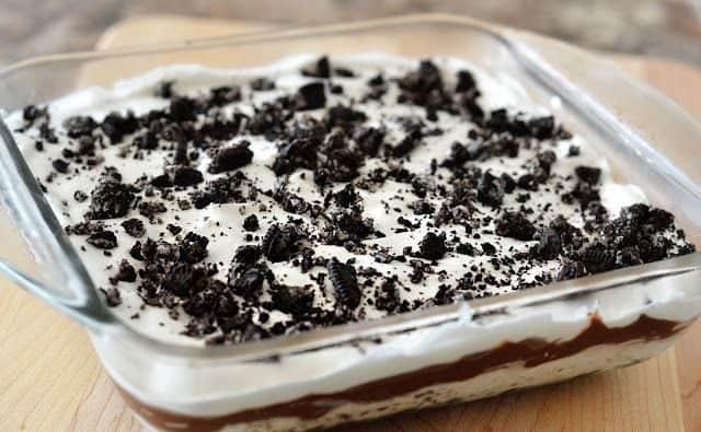 cách làm bánh twosome icebox
