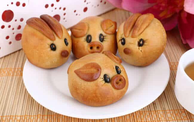 Bánh trung thu đáng yêu dành cho các bé - BabyPlaza.net