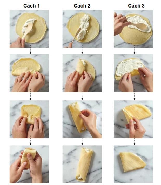 Cách Làm Bánh Crepe Đơn Giản Nhất - Thật Là Ngon