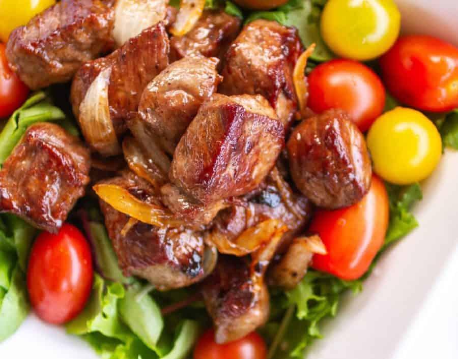 Cách Làm Bò Lúc Lắc Vừa Mềm Vừa Ngọt Siêu Hấp Dẫn - Thật Là Ngon