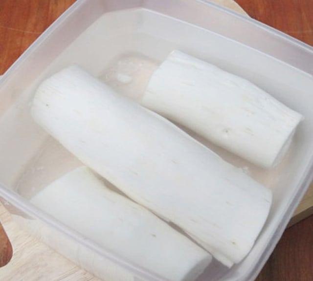 Cách Làm Chè Chuối Khoai Mì Ngon Tuyệt