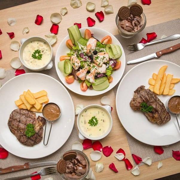 Nhà hàng The Olive Steakhouse