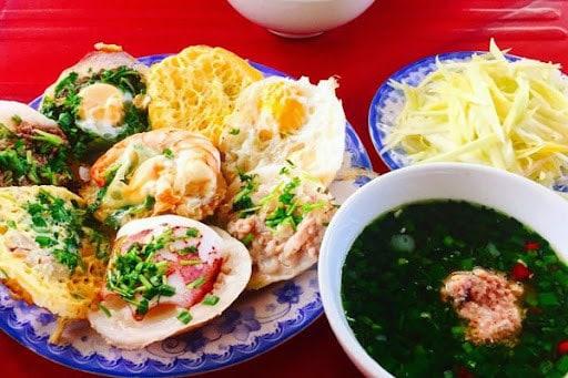 Quán Bánh Căn, Bánh Xèo Phan Rang Cô Ba