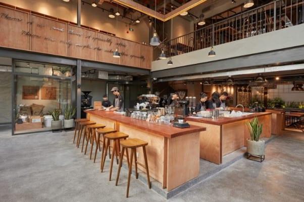 Quán Cafe Mua Mang Về Sài Gòn The Coffee House