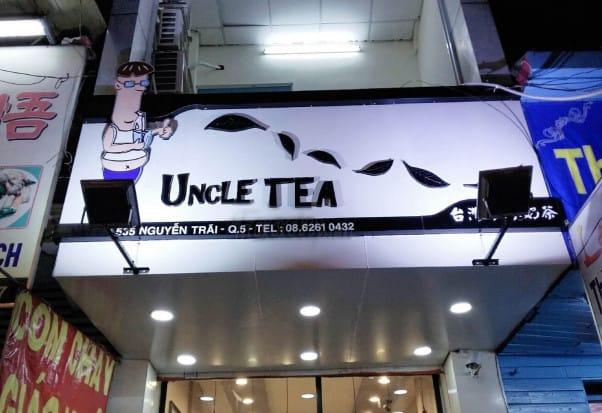 Uncle Tea Nguyễn Trãi, Quận 5