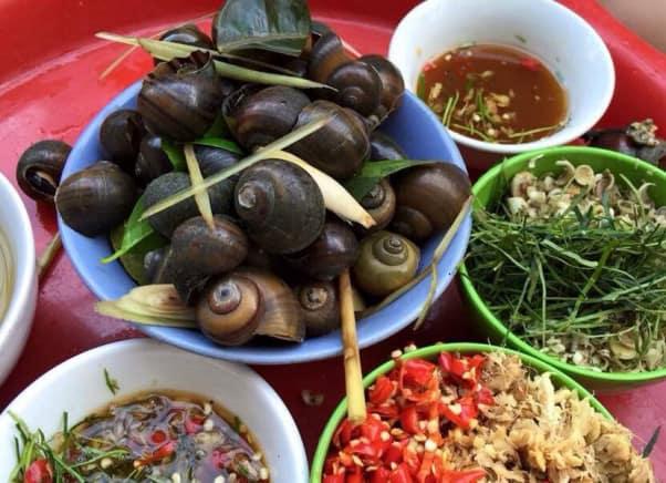 Ốc nóng Hà Trang